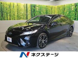 トヨタ カムリ 2.5 WS レザーパッケージ 禁煙車 Tコネクトナビ シートヒーター