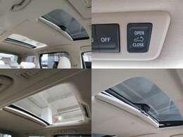 人気のツインサンルーフ付ですので、開放感ある車内を演出してくれます♪