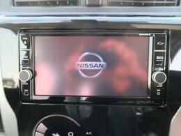 純正SDナビ『嬉しいナビ付き車両ですので、ドライブも安心です☆DVD再生、Bluetooth接続可能です♪』