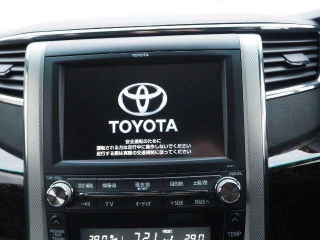 メーカーオプション★HDDナビゲーション♪ ミュージックサーバー/CD/DVD/TVの再生が出来ます♪