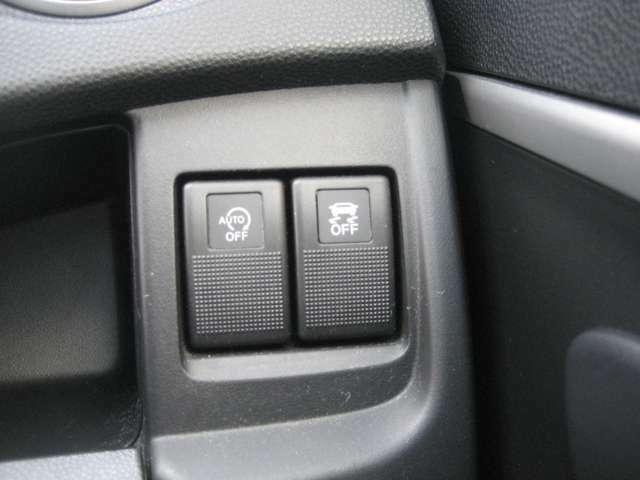 ★アイドリングストップ★信号待ち等で停車中に強制的にエンジンがSTOP!ブレ-キを離せばラクラクエンジンスタ-ト♪ガソリンの消費量を減らし、燃費向上につながります♪