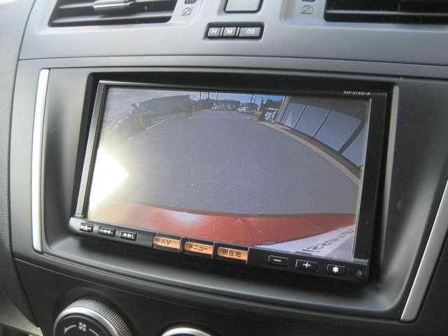 バックカメラ搭載!車両後方の状況を把握出来るので、スムーズに駐車が出来ます!駐車に自信がない方でも安全に駐車が出来ます♪