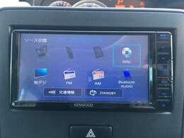 【純正メーカーナビ】KXM-E502X   フルセグ/BT/CD/DVD/FM/AM