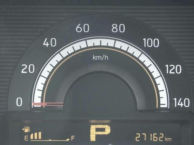 走行距離は、2.8万Km☆たくさん ドライブが出来ますね♪
