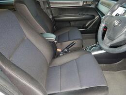 座り心地が良いシート設計です。