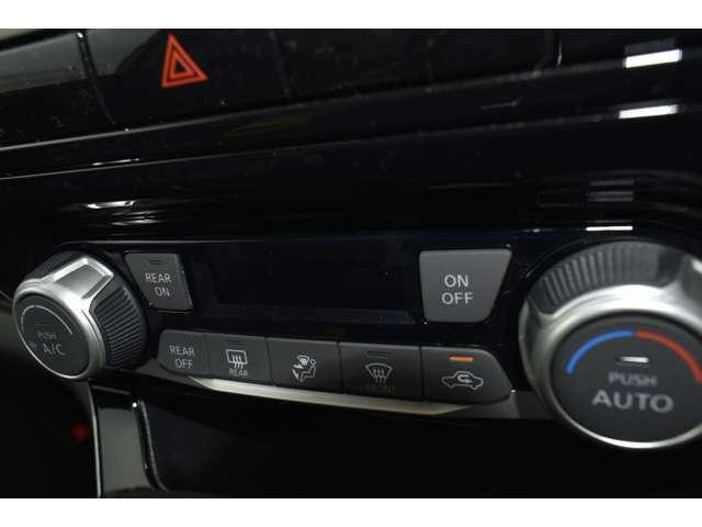 【オートエアコン】操作いらずで室内温度を調整してくれます!快適な車内でお過ごしください♪