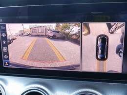 360度カメラ、バックカメラ 前後ソナー パーキングアシスト付き♪