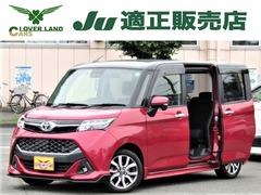 トヨタ タンク の中古車 1.0 カスタム G-T 埼玉県越谷市 125.0万円