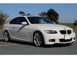 BMW 3シリーズクーペ 320i Mスポーツパッケージ 本革 サンルーフ Dラー毎年記録簿