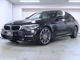 BMW 5シリーズ 523i Mスポーツ イノベーションP サンルーフ 白革 19AW