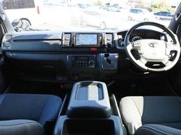 新車未登録ハイエースバン DARKPRIMEII! 2.8ディーゼルターボ2WD トヨタセーフティセンス搭載!