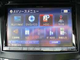 ■地デジ/CD/DVD/SD/BTなど多数の機能が御座います!