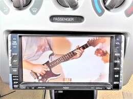 オーディオとして取り付けています!!ミュージックサーバーやDVD再生が可能です♪