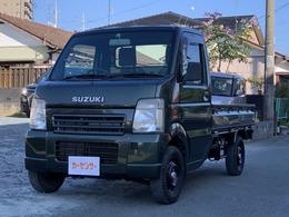 スズキ キャリイ 660 KCエアコン・パワステ 3方開 全塗装車