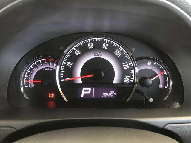 距離はまだ10000km台です。まだまだ安心してお乗り頂けますね。