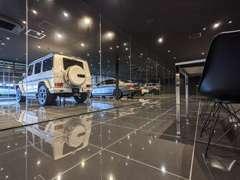 指定工場資格を持つ大規模な整備工場で、お車の状態を良好にいたします。