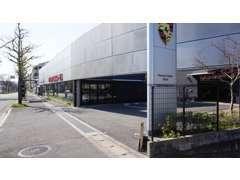 北山通松ヶ崎に認定中古車センターをオープン。ドイツ・ポルシェ社が保証するポルシェ認定中古車を豊富にご用意しております。