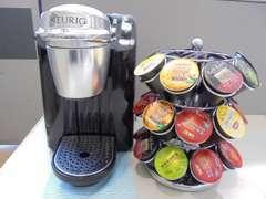 コーヒー、紅茶、ジュースなど、各種お飲み物もご用意しております。