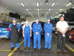 VWを知り尽くしたスペシャリスト、マイスターが整備致します。