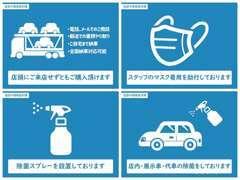 常時在庫100台以上!■府道大阪高槻線沿いの西面交差点にございます。お車でもご来店頂きやすい場所にございます。