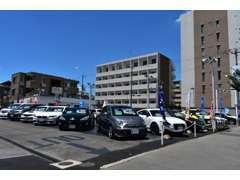 古都京都より素敵なカーライフをサポートさせていただきます。幅広い車種、新鮮なお車を取り揃えております