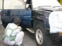 当店では お車の仕上げにこだわります。全車綺麗に磨いた後にポリマー加工済み!お買い上げ後の洗車もらくちん!