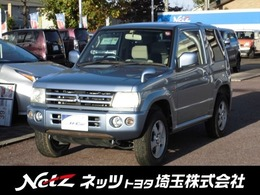 三菱 パジェロミニ 660 XR 4WD 1オーナー キーレス 4WD純正アルミホイール