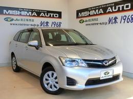 トヨタ カローラフィールダー 1.5 X 4WD ワンオーナー ナビ Bluetooth