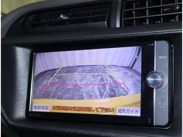 駐車もバッチリ☆バックモニター付き^^バック時にモニターにて後方確認が出来ちゃいます♪