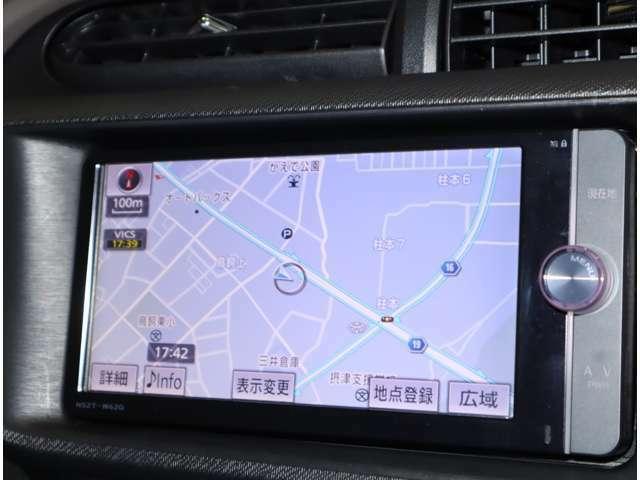 トヨタ純正メモリーナビがあなたのドライブをサポート致します!地図更新も可能です 地デジフルセグTV DVDビデオ再生機能 ブルートゥース接続ハンズフリー通話が可能です(*^▽^*)