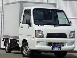 スバル サンバートラック 冷凍冷蔵車 -22℃から+35℃設定 オートマ パワステ
