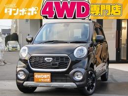 ダイハツ キャスト アクティバ 660 Gターボ プライムコレクション SAII 4WD 純正ナビ/フルセグTV ナビ連動ドラレコ