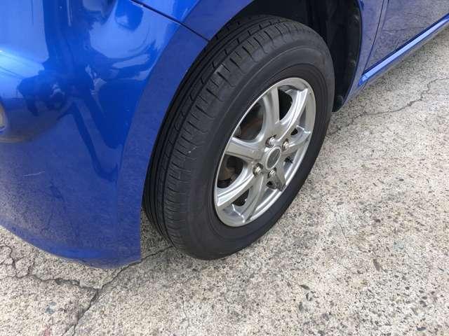 ★気になるタイヤ溝も問題ございません。タイヤ交換希望の際はご相談ください!!※別途費用掛かります。