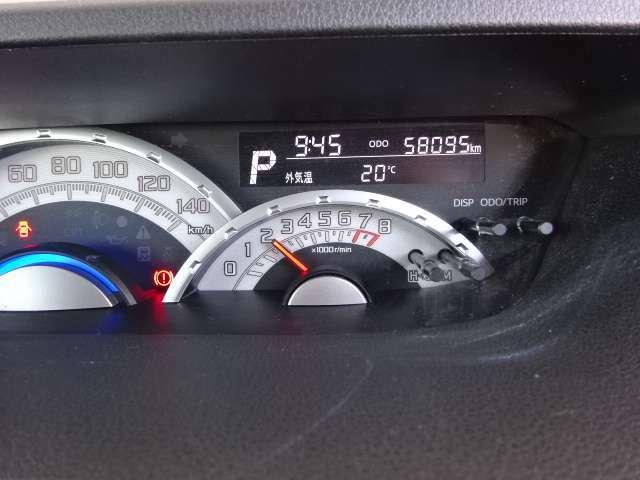 走行59,000km!
