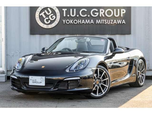 ★T.U.C.GROUP横浜三ツ沢店では、全車無料2年保証付。★充実のアフター!年3回3年間エンジンオイル交換&ポリマーメンテナンスサービスも実施中!★全車専門店ならではのこだわりの厳選車輌です!