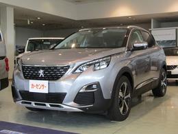 プジョー 3008 クロスシティ ブルーHDi 当社試乗車UP 新車保証継承
