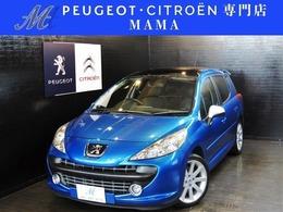 プジョー 207SW GTi Peugeot&Citroenプロショップ