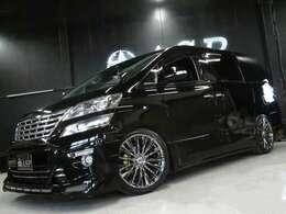 ◆レイズ20インチAW◆フルタップ車高調◆お好みの車高にミリ単位で調節出来ます。 ◆もちろん車検にも対応しております◆