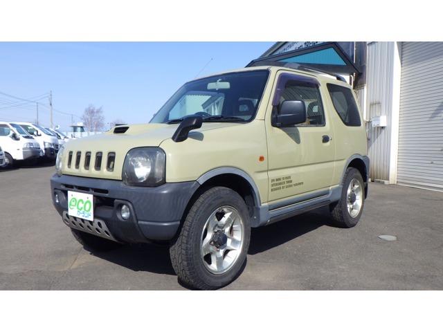 平成12年 スズキ ジムニー 660KANSAI 4WD