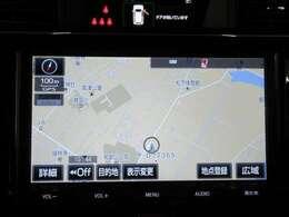 純正T-コネクトナビはオペレーターサービスの利用で走行中もオペレーターが目的地を遠隔設定してくれる優れもの!オーディオ機能はフルセグTVやDVDの視聴に加えBluetoothやCD録音機能付