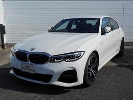 BMW 3シリーズ 320d xドライブ Mスポーツ ディーゼルターボ 4WD 19AW黒革ACCデビューPETCデモ認定車