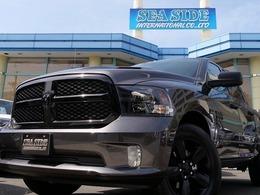 ダッジ ラムトラック 新車 RAM CLASSIC NIGHT EDITION 4WD CAR PLAY付き8.4INCHモニター