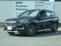BMW X1 xドライブ 18d xライン 4WD デモカー