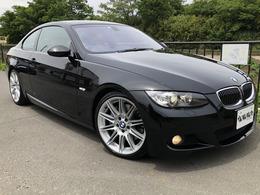 BMW 3シリーズクーペ 335i Mスポーツパッケージ DCT7速/赤革シート/走行29000km