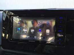 【ケンウッドナビ】!!運転がさらに楽しくなりますね!! ◆DVD再生可能◆フルセグTV◆Bluetooth機能あり