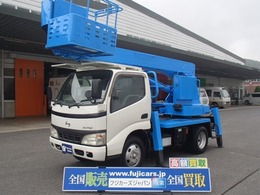 日野自動車 デュトロ 高所作業車 アイチSSA12A