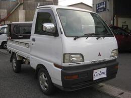 三菱 ミニキャブトラック 660 Vタイプ 三方開 タイミングベルト交換済 タイヤ4本新品