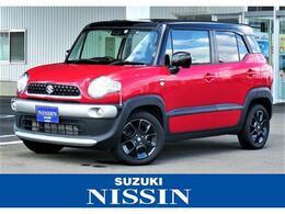 スズキ クロスビー 1.0 ハイブリッド MX スズキ セーフティ サポートパッケージ装着車 4WD /保証付販売車/ナビ付/バックカメラ付
