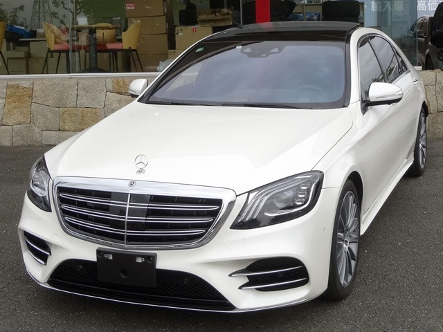 ◆2020y Mercedes-Benz S560 4Maticロング Sports Limited 入庫致しました