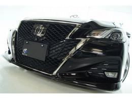 トヨタ クラウンアスリート 2.0 G-T 特別仕様車新品ホイール新品バカンスエアロ